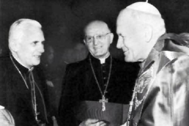 Last 3 popes