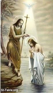 BAPTISAN YESUS DI S. YORDAN  - 2