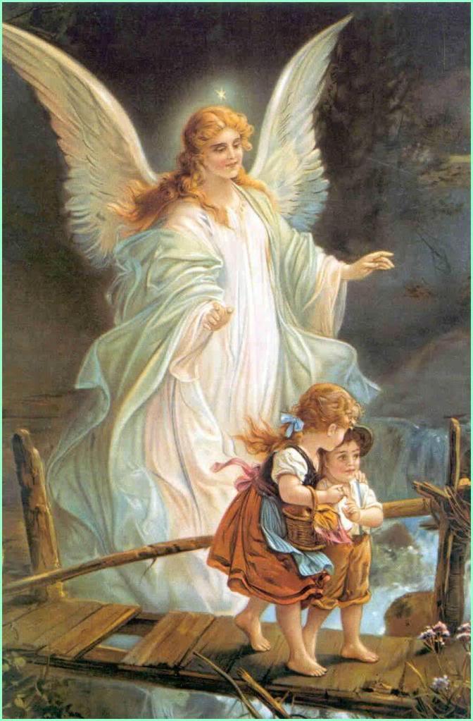 GUARDIAN ANGELS | A CHRISTIAN PILGRIMAGE