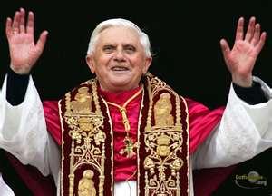 POPE BENEDICT XVI [PONTIFICATE 2005-2013 - RESIGNATION]