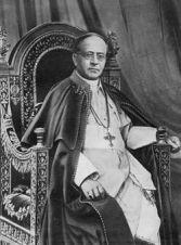 POPE PIUS XI OFS [PONTIFICATE: 1922-1939]