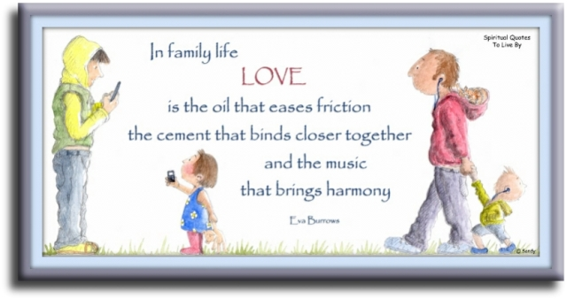 Image result for love that binds a family together